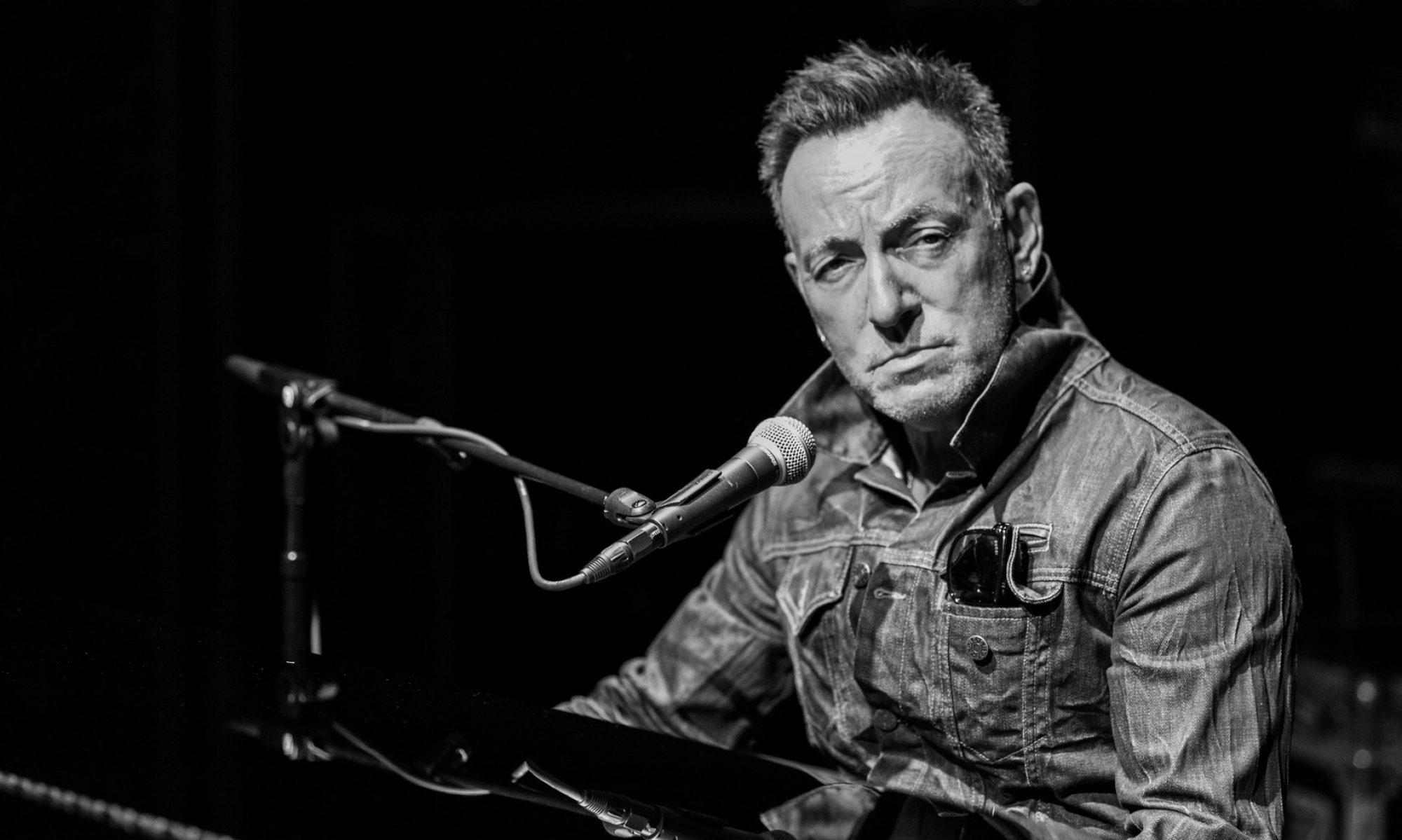 Bruce Springsteen – český web