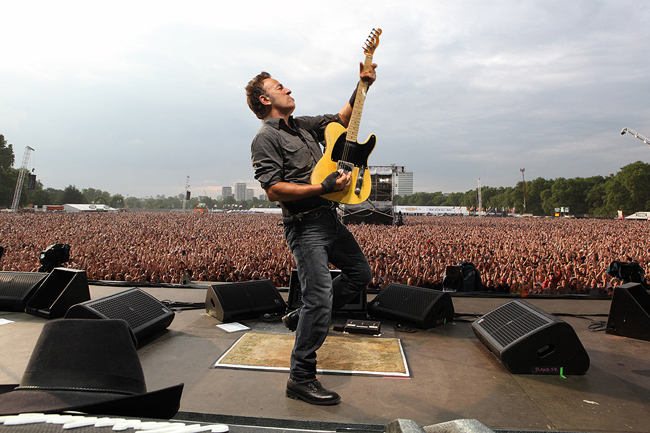 Bruce Springsteen - Hyde Park