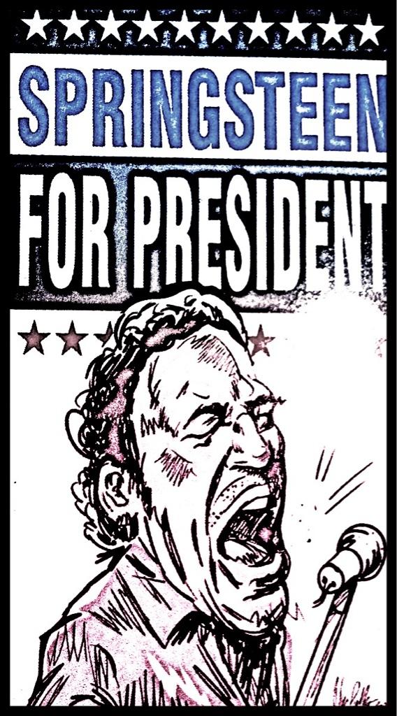 Springsteen for president